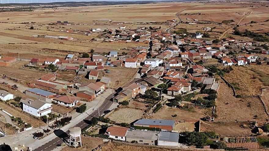Losacino dispone de 157.000 euros en 2021 para los cuatro pueblos