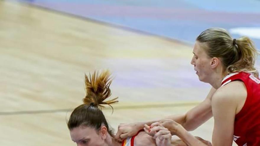 La España de Laura Gil volverá a pelear por una medalla en el Eurobasket