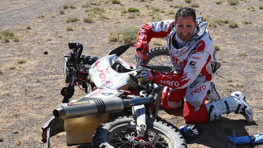 Mor el portuguès Paulo Gonçalves en caure durant la setena etapa del Dakar