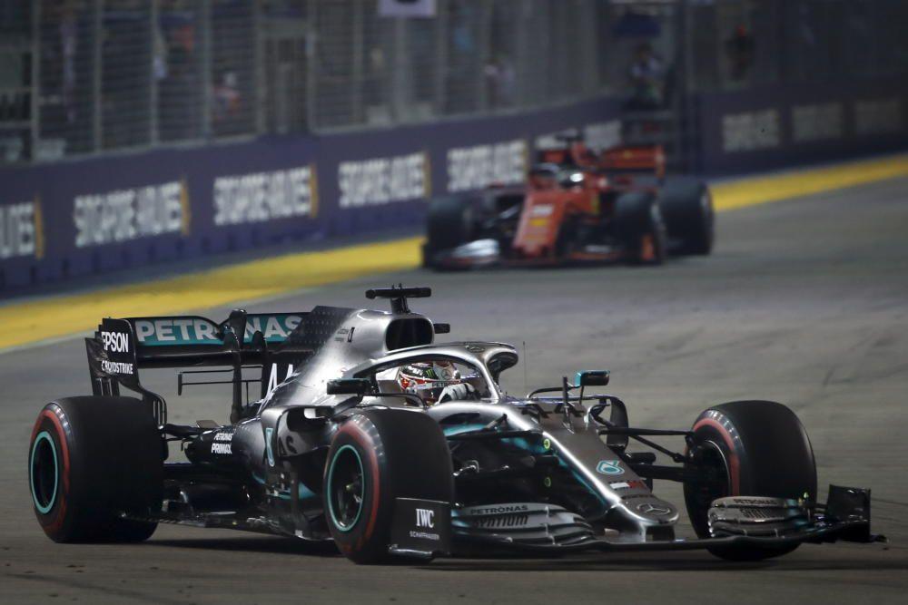 Gran Premio de Singapur de Fórmula 1