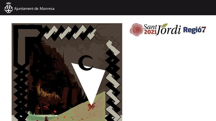 Microrelats i il·lustracions del concurs de Sant Jordi del Regió 7