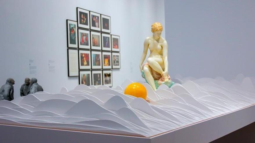 La primera exposición del nuevo Helga de Alvear, en imágenes