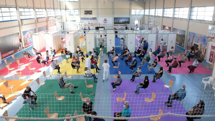 Los contagios de coronavirus en la provincia de Alicante alcanzan su máximo en dos semanas con 78 casos nuevos