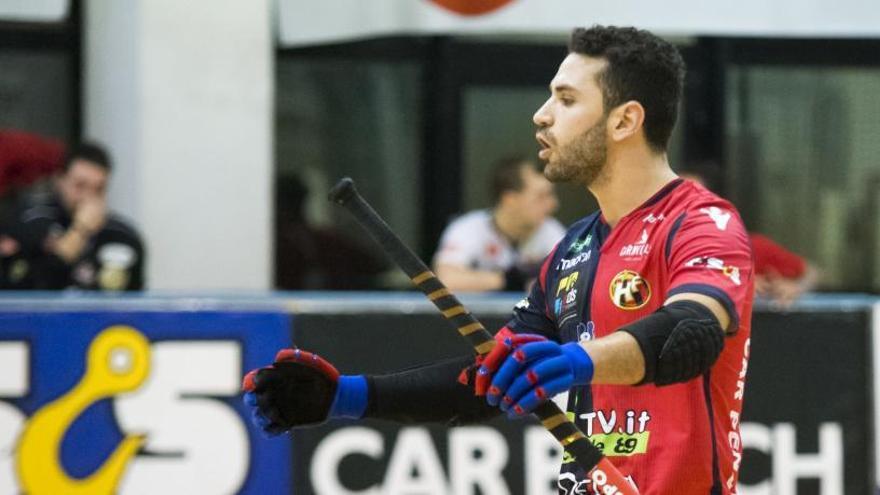 Franco Platero, quinto fichaje