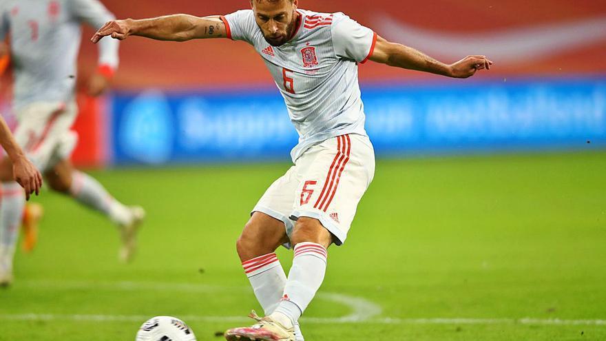 Un gol de Miguel a los tres minutos da la victoria al Navarro