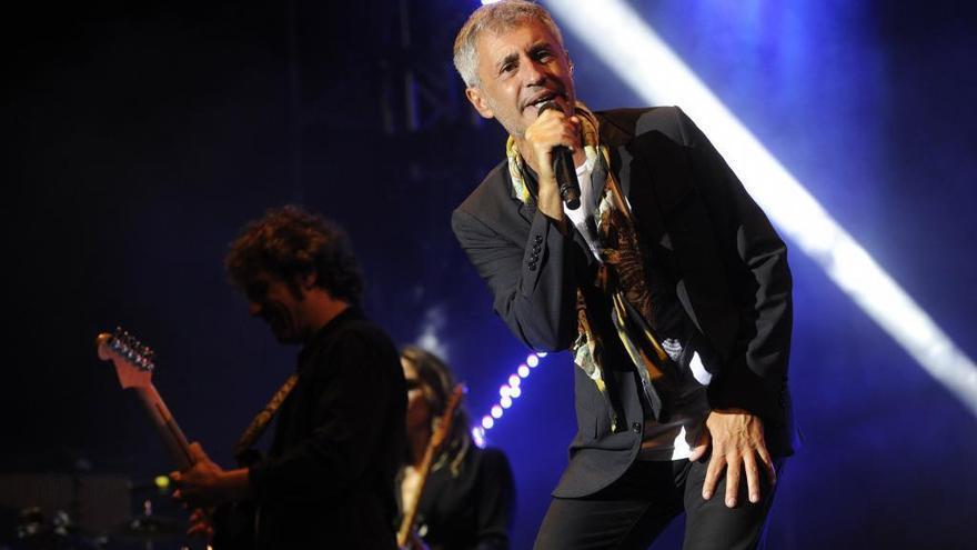 La productora de Sergio Dalma anuncia un concierto del artista en Zamora