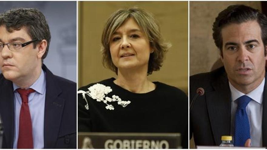 Las opciones de Rajoy para sustituir a Guindos