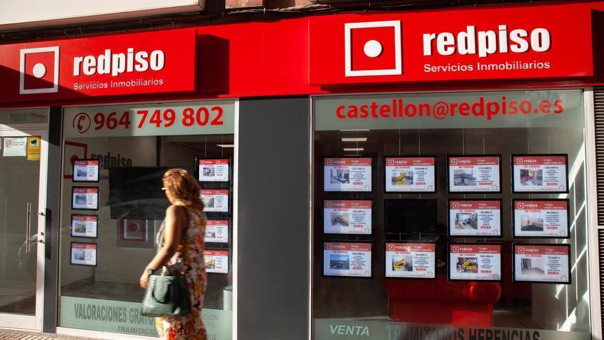 La firma de hipotecas alcanza en Castellón la mejor cifra en una década
