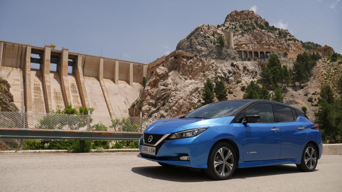 Ecoturismo con el Nissan Leaf: Las Hoces del Cabriel