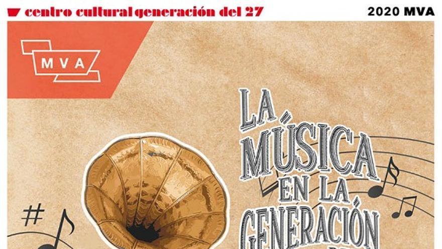 Conferencia de Marco Antonio de la Ossa: Ángel, musa y duende: Federico García Lorca