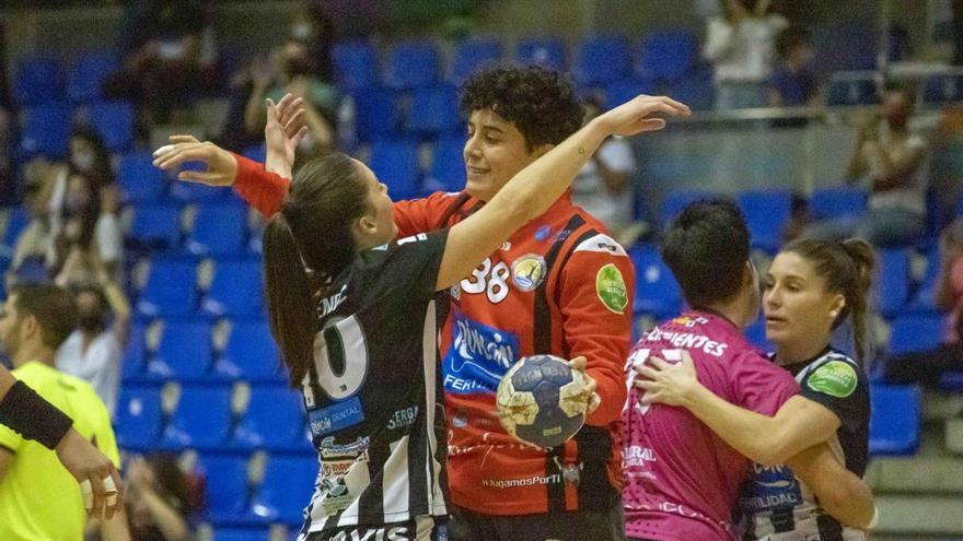Bera Bera-Rincón Fertilidad: El liderato de la Liga Guerreras Iberdrola se juega en San Sebastián