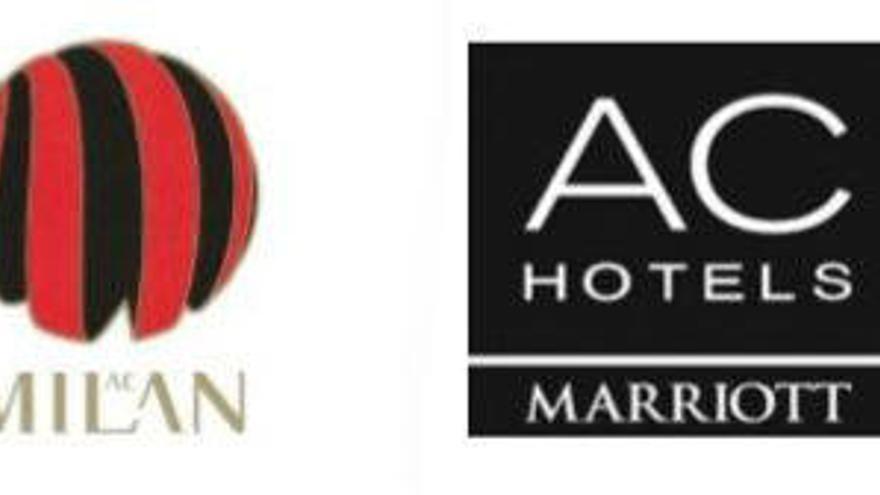 Dan la razón al club AC Milán en el registro de la marca frente a AC Marriott