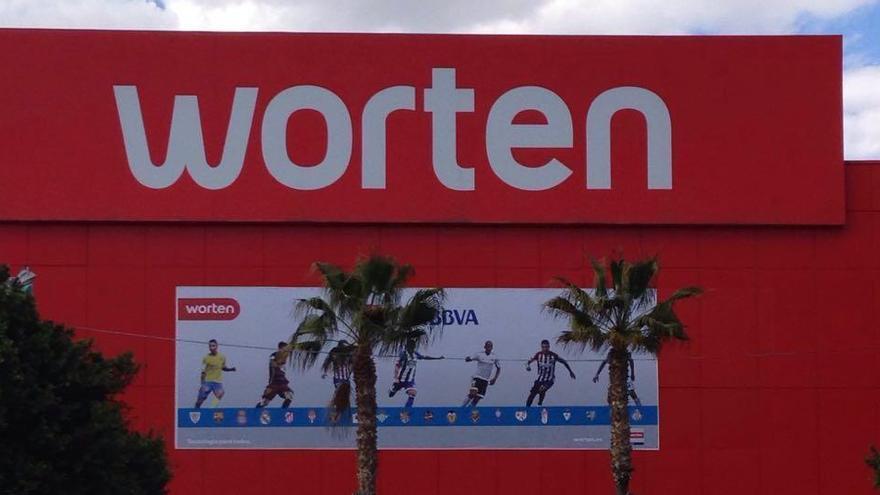 Quién se hace cargo de las garantías de Worten cuando cierren sus tiendas