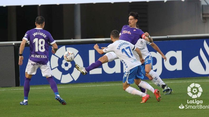 El Tenerife se impone al Sporting