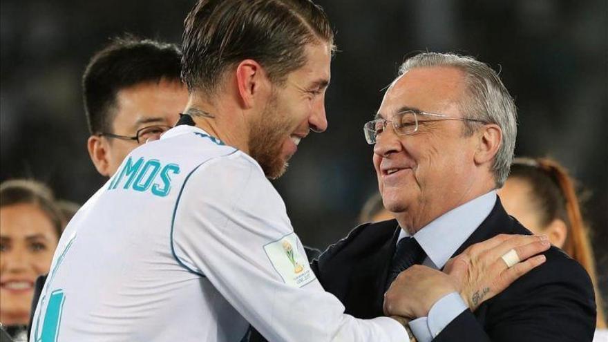 Autoentrevista de Sergio Ramos en Twitter sobre la hecatombe del Madrid