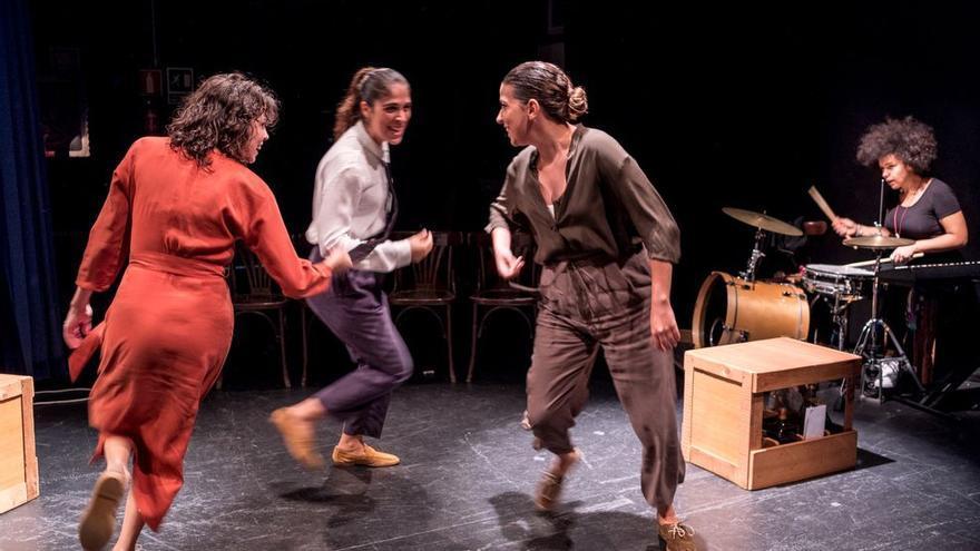 XXXII Mostra de Teatre al teatre romà de Pollentia. Amarg, de Rafael Gallego