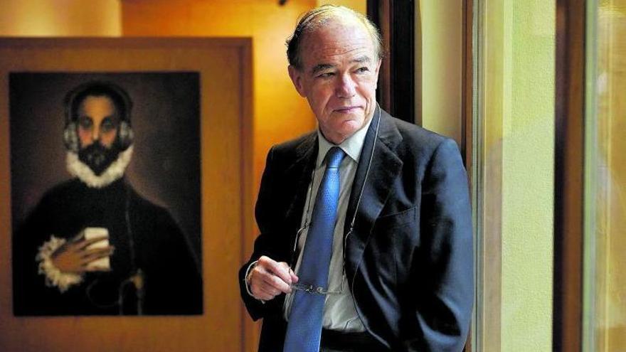 Gregorio Marañón Bertrán de Lis: «Estamos viviendo el peor momento de la historia reciente de España»