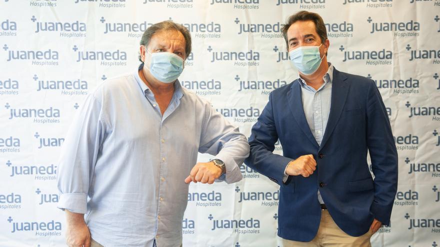 AVIBA y Juaneda Hospitales firman un convenio de colaboración para la realización de las pruebas PCR