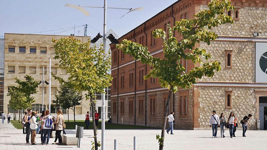 Tres titulaciones del Campus Viriato de Zamora, entre las más demandadas por las empresas