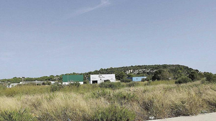 La construcción de la deixalleria de Felanitx empezará a finales de año