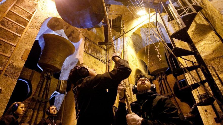El Ministerio de Cultura solicita a la Unesco que el toque manual de campanas sea Patrimonio de la Humanidad