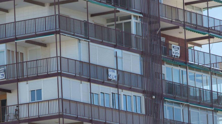 La Sareb pone en venta 239 viviendas en la provincia de Alicante