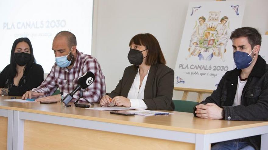 La alcaldesa de Canals ultima un presupuesto sin mayoría asegurada