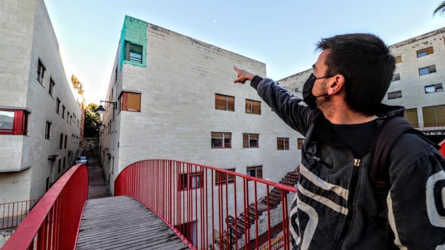 La Sang, un barrio olvidado en Alcoy