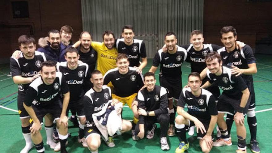 El River Zamora FS debuta en Tercera División con diez renovaciones
