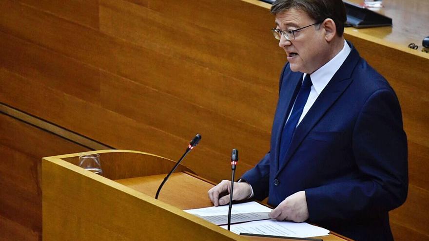 Puig elige Alicante para recuperar la normalidad: traslada el acto de ecuador del mandato a Panoramis