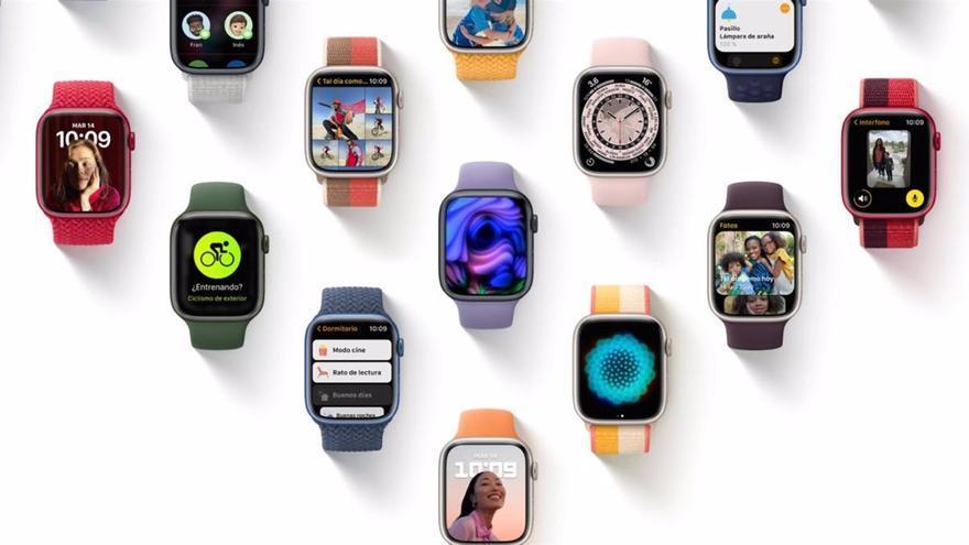 Apple presenta sus nuevos sistemas operativos para iPad, Apple Watch y televisores