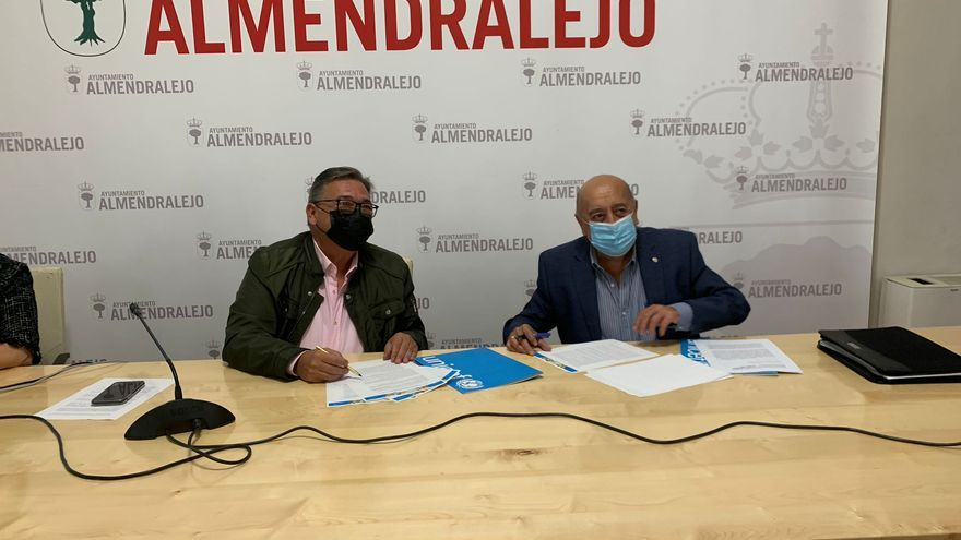 Almendralejo ya es ciudad amiga de la infancia hasta 2025