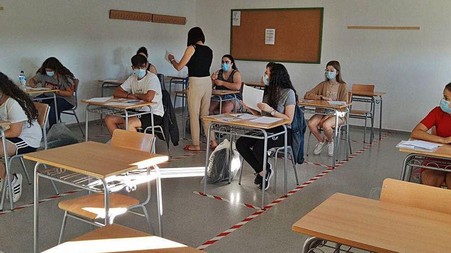 23 alumnos de la zona concurren a la EBAU en el instituto de Puebla