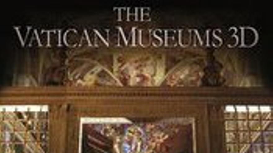 Los Museos Vaticanos en 3D