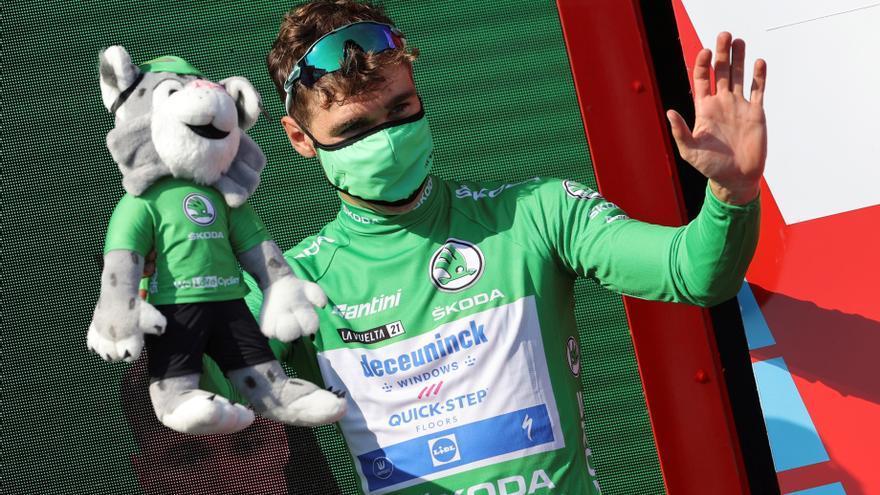Ganador de la etapa 16 de la Vuelta a España 2021: Fabio Jakobsen