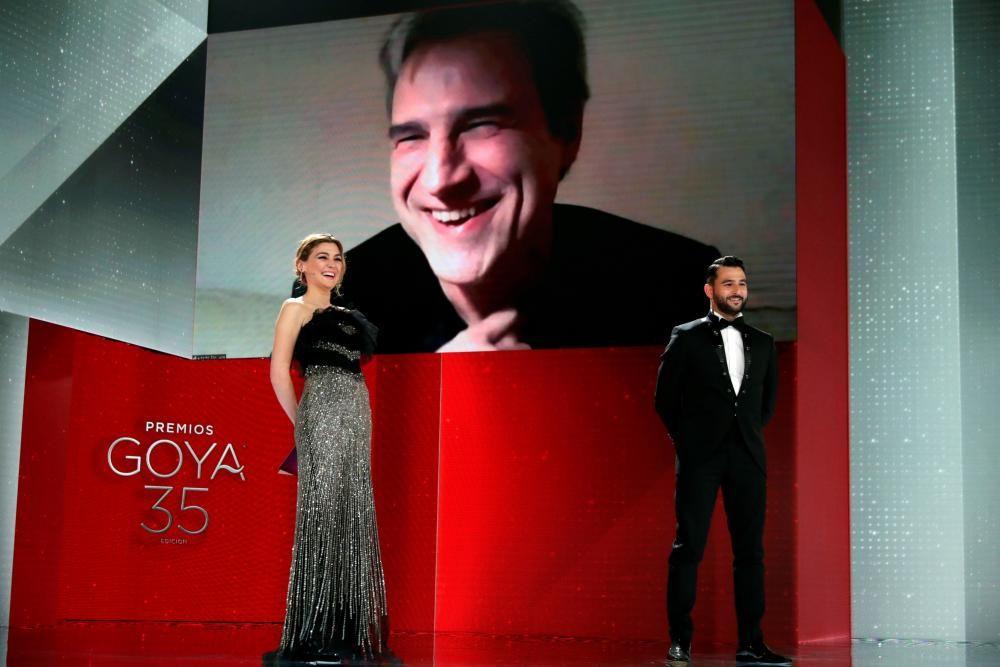 35 edición de los Premios Goya