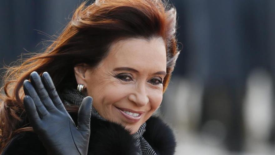 Cristina Fernández deberá elegir entre pensión de viuda o la de expresidenta