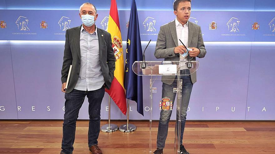 Baldoví dispara contra el PSOE por la financiación y reclama a Podemos que también presione