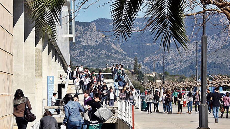 Gute Noten für die Balearen-Universität