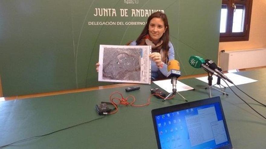 La Junta acomete obras de conservación en la acrópolis y las torres de Ategua