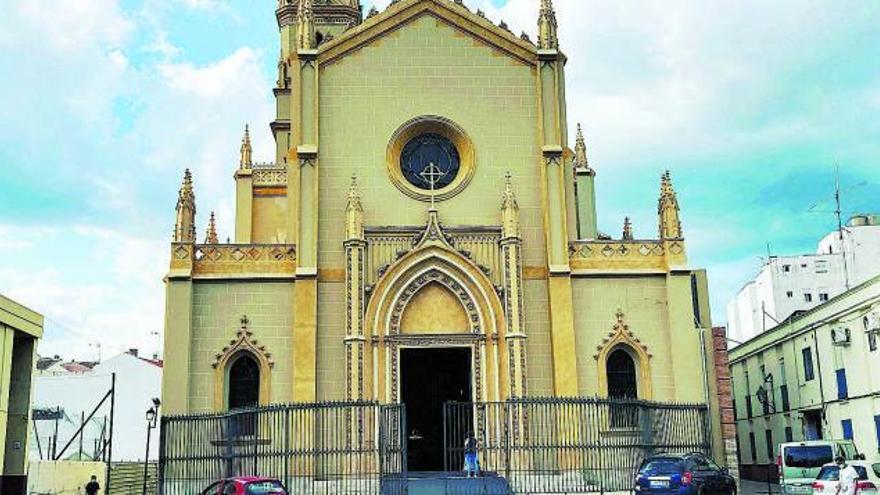El barrio de la Trinidad y los tres días santos