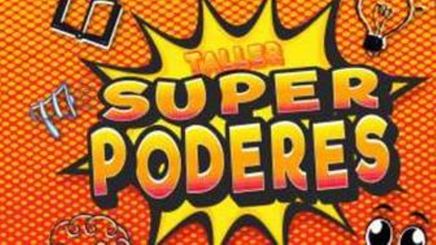 Taller Superpoderes