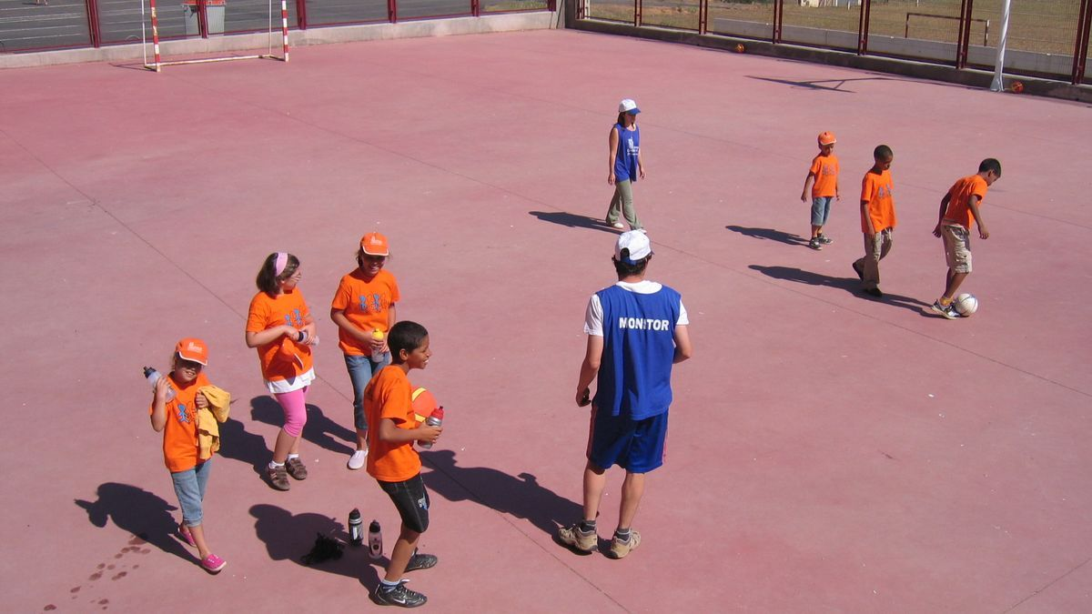 Una actividad del programa Crecemos en pasadas ediciones en la provincia