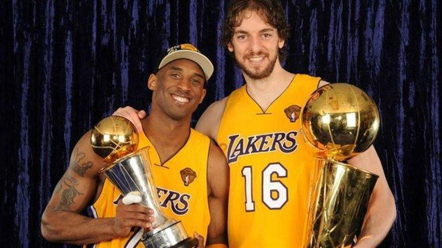 Kobe Bryant, un mito inmortal
