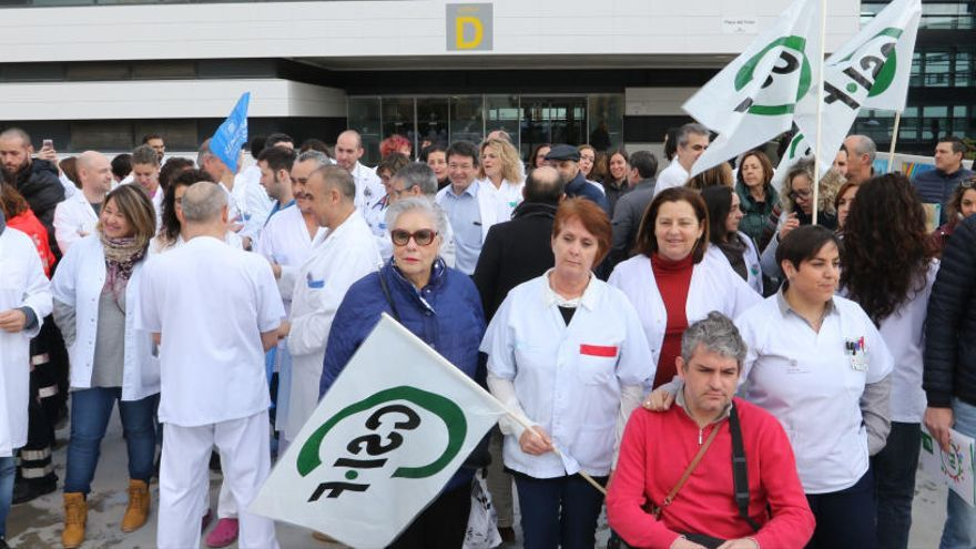 El TSJB falla en contra del decreto del catalán en la sanidad pública