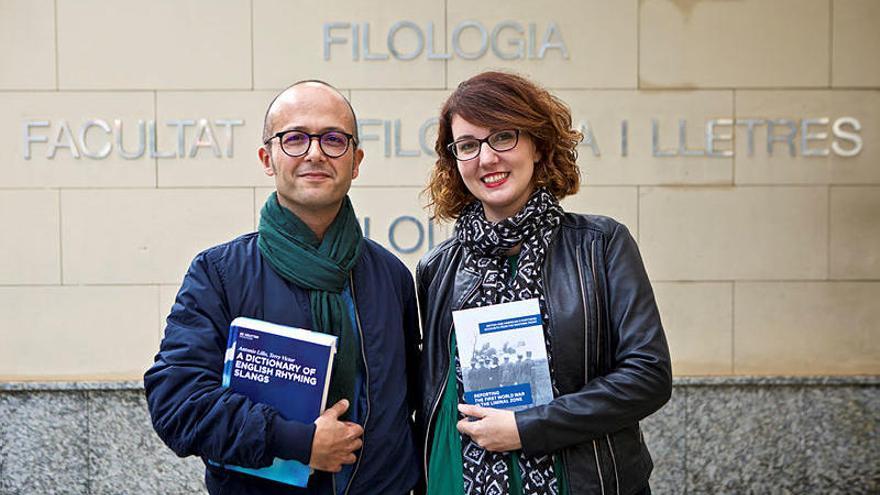 La Asociación de Estudios Anglonorteamericanos premia a dos profesores de la Universidad de Alicante