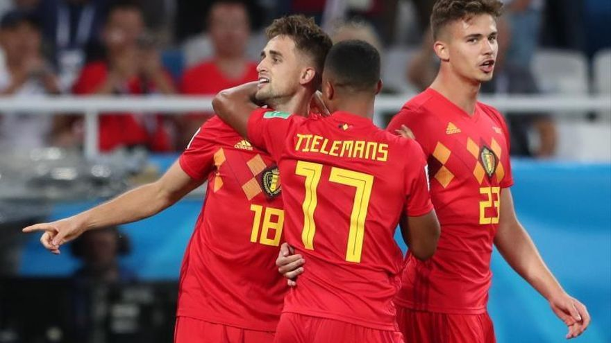 El entusiasmo de Japón ante una Bélgica muy goleadora