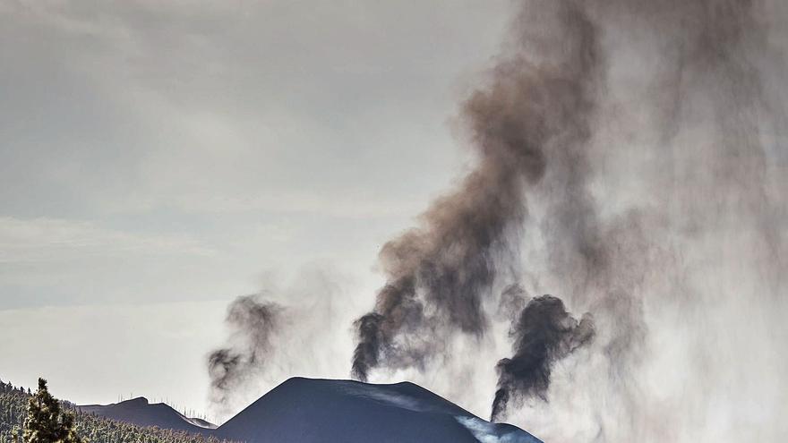 El volcán activa la agricultura del futuro