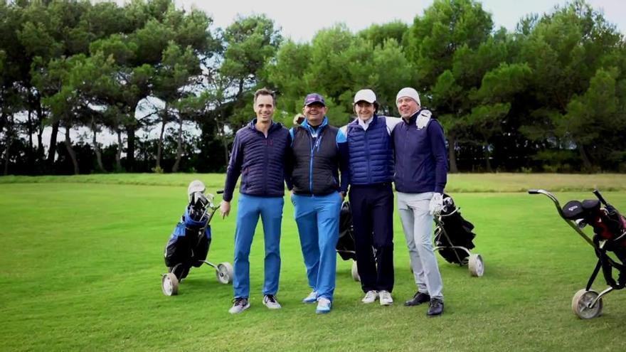 MZ-Golfturnier 2018 in Golf de Alcanada