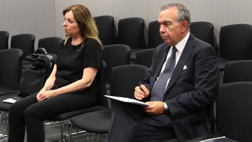 La Audiencia Nacional suspende el juicio por las preferentes de la CAM